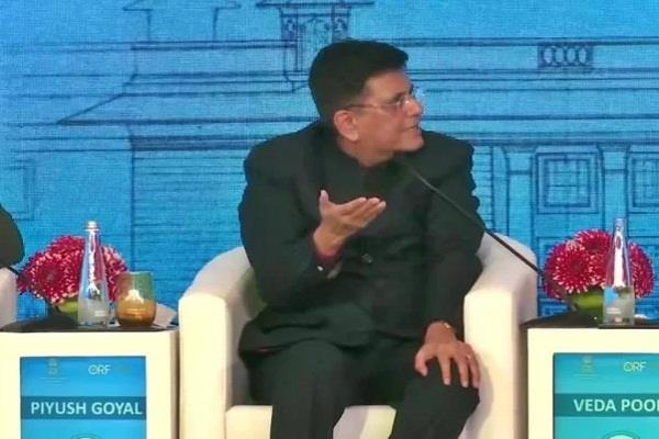 amazon is not doing india a favor by investing one billion dollars goyal