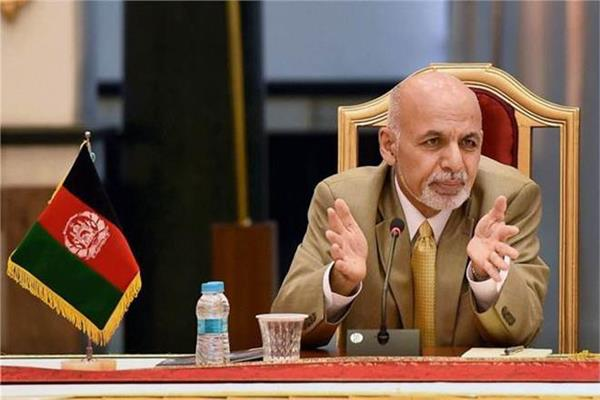 afghanistan government meeting president peach