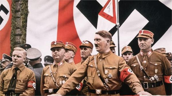 germany hitler naziism home ministry action