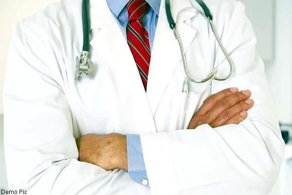 government issued appointment orders of 200 doctors
