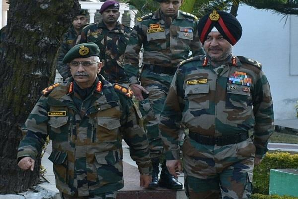 be ready to answer the enemy s nefarious act army chief