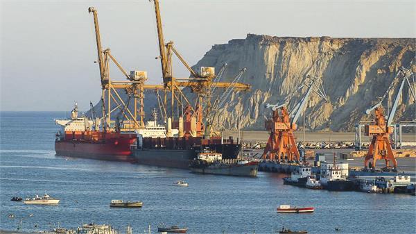 china pak india gwadar port iran