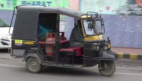 after delhi odd even implemented in rohtak