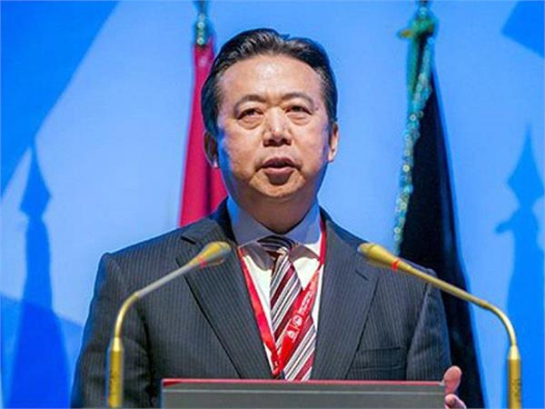 china interpol chief meng hongwei corruption communist party