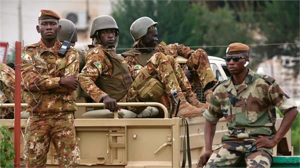 mali terrirst army killed sunday