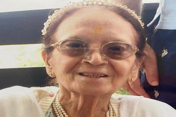 pkf chairperson rajmohini sondhi dies