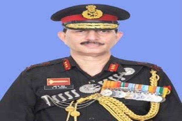 lt gen yk joshi appointed commander of northern command