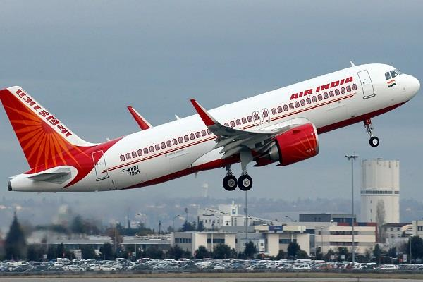 air india aircraft carrying indians from wuhan made emergency landing