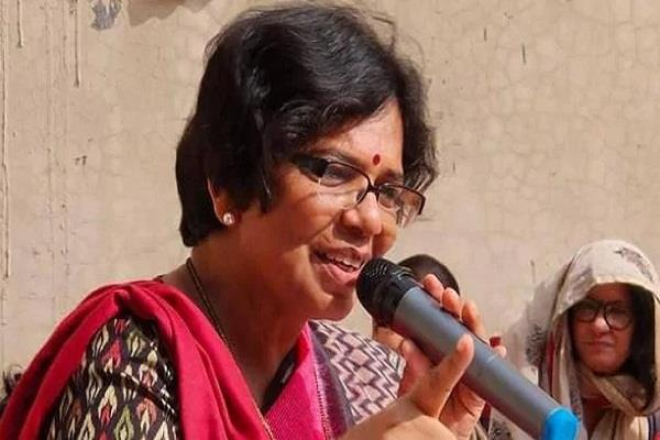 maharashtra women s commission chief vijaya rahatkar resigns