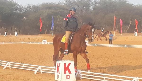 indian police equestrian competition to be held in haryana