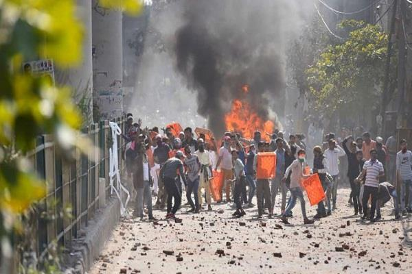 riots and courts in delhi are also accountable