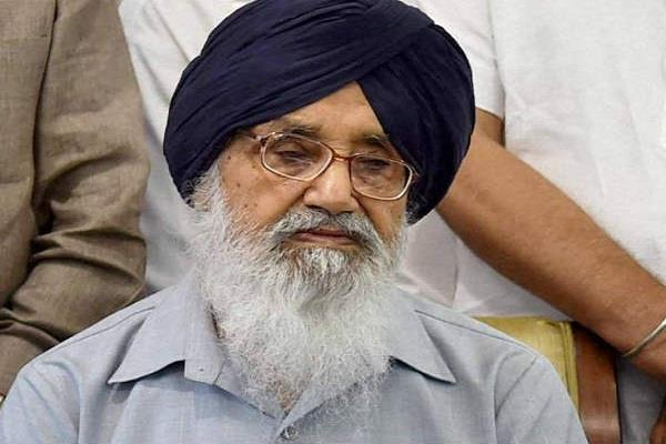 now badal showed the mirror to the central government on important issues