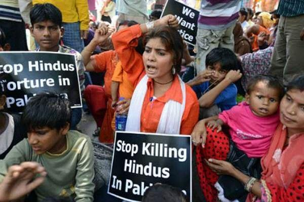 atrocities on hindus and other minorities continue in pakistan