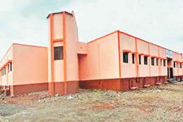 a prison from which prisoners do not want to run