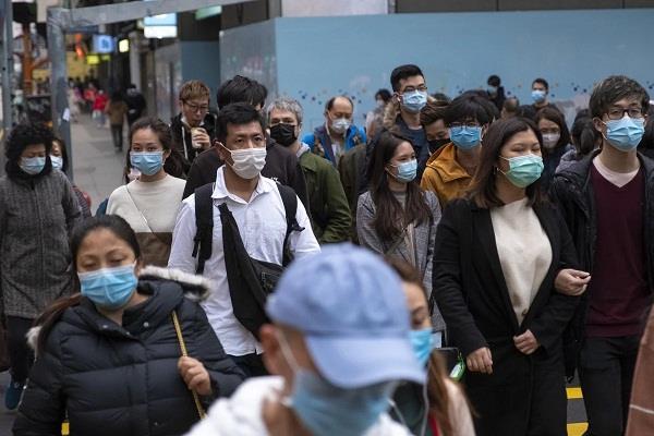 corona virus case rises to 65 in hong kong