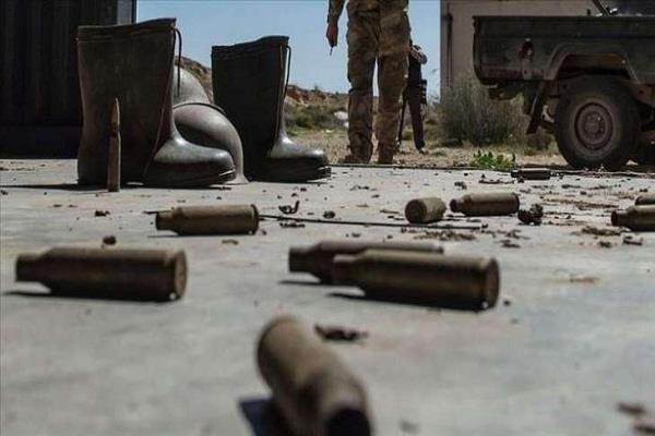 landmine blast yemen s defense minister s son dead