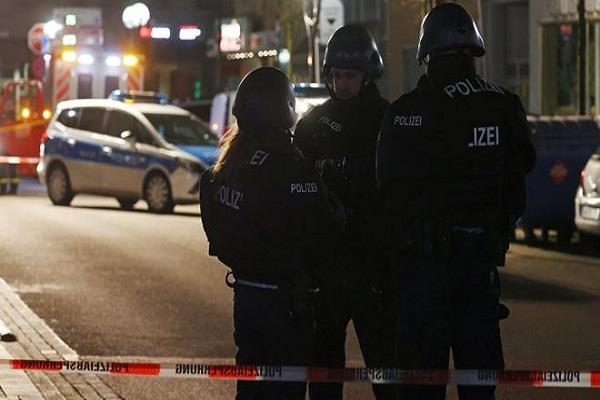 germany firing in two places in hanau city 9 people dead