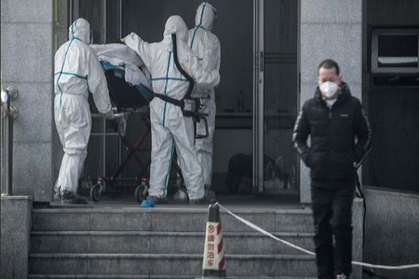 corona virus 910 dead in china so far