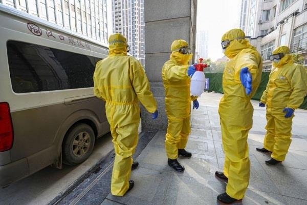 361 people died due to corona virus in china
