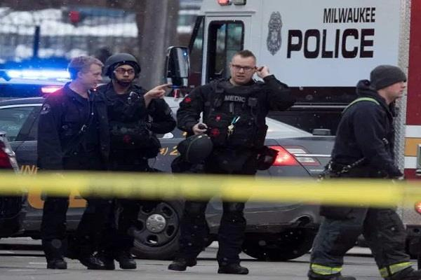 firing in beer making unit in milwaukee  us many people killed