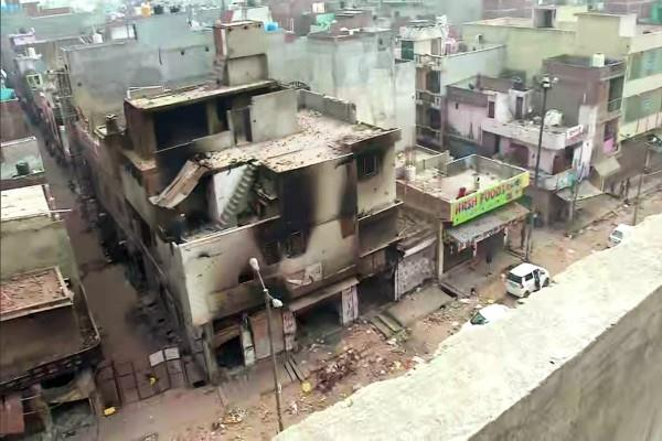 massive communal riots in delhi after 92 years