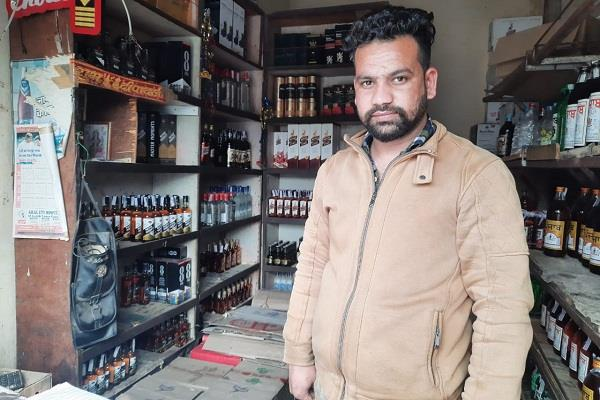 liquor worth millions stolen from contracts in dhilwan