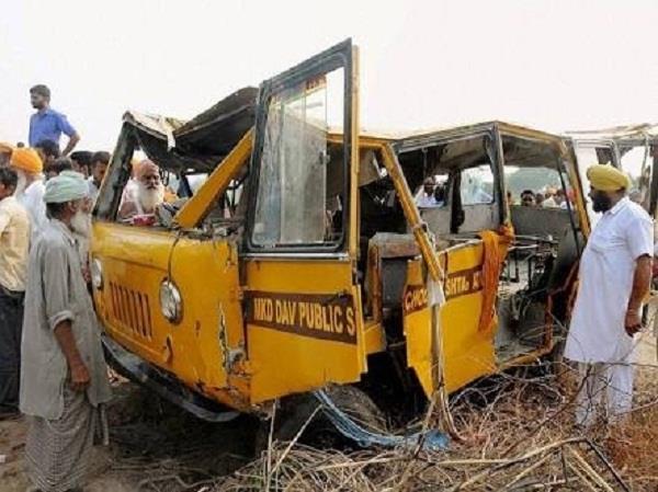 muhawa school van accident of 2016 killed 7 innocent children