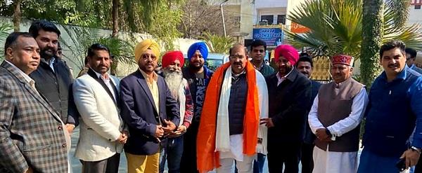 people of punjab fully ready to wipe out congress government ashwani sharma