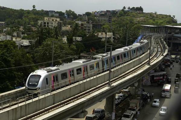 metro will run in jammu and srinagar like delhi