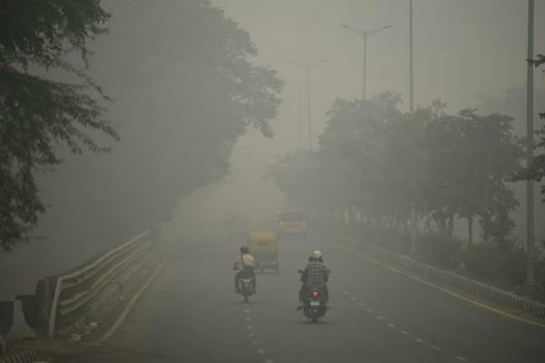 delhi ncr and punjab wrapped in fog