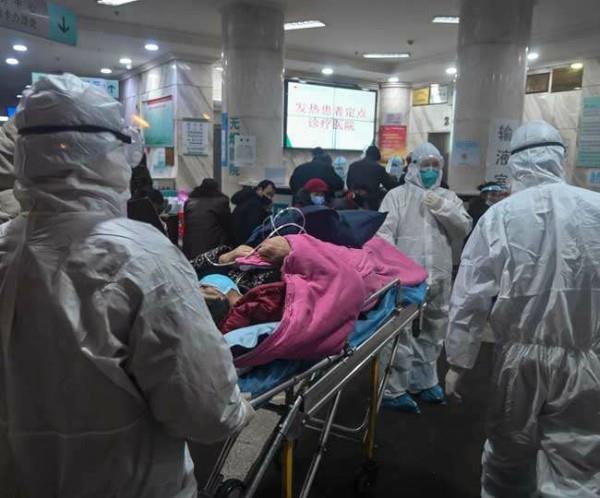 2004 death so far due to corona virus in china