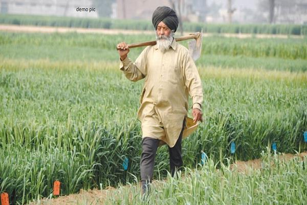 punjab farmers unhappy with central government