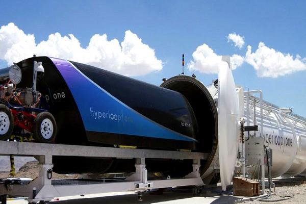 preparing to run world first hyperloop train in india