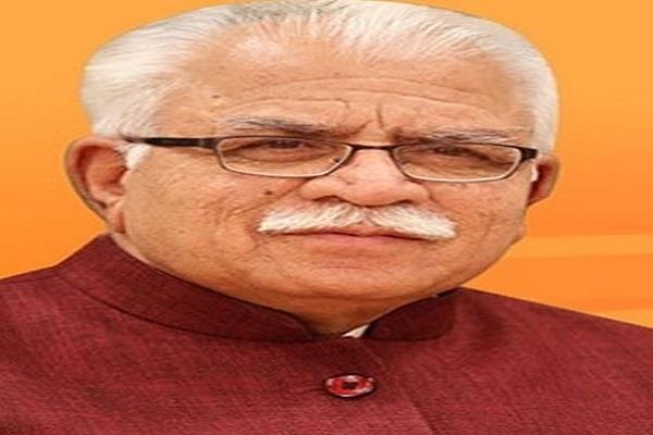 mukhyamantri parivar samridhi yojana by march 15 manohar lal