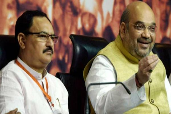 when amit shah got the satisfaction of journalists