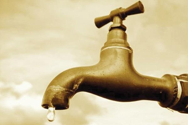 ground water level in haryana falls 76 percent area of  the state in the grip