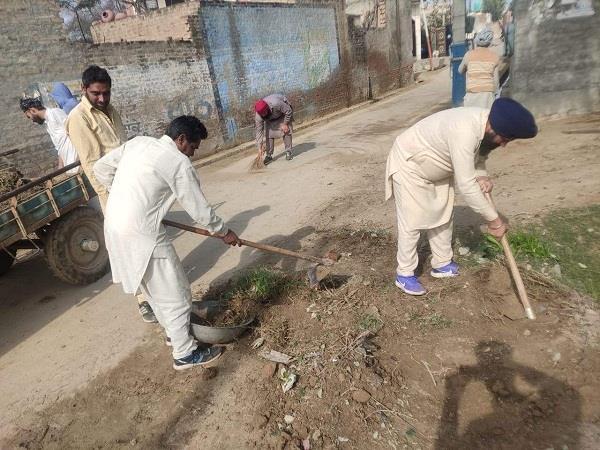 village bhai desa where people use cloth bags rather than plastic