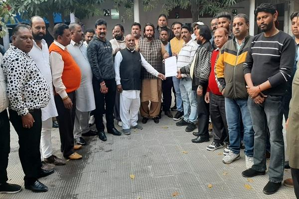 mayor and commissioner also held c p complaint