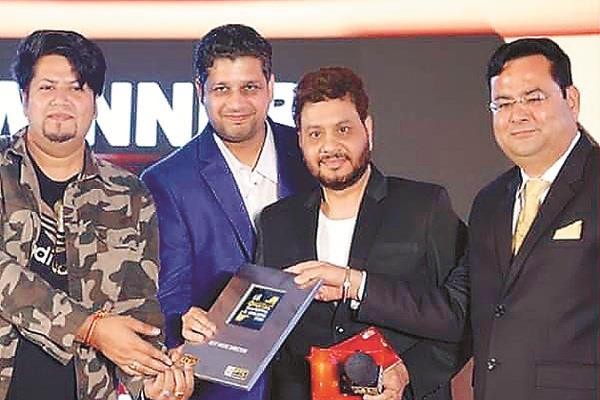 best music director award for mohit kunwar
