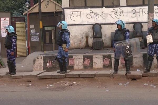 delhi violence 123 firs registered so far 630 people arrested police