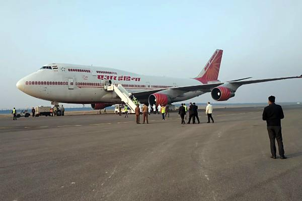 corona virus air india flight carrying 323 indians from wuhan to delhi