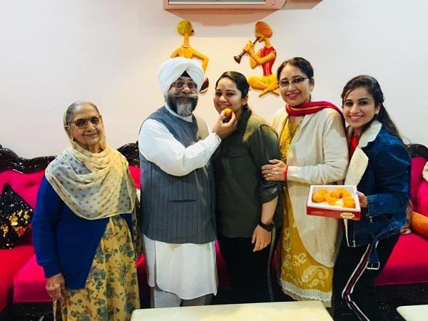 ravneet kaur a descendant of shri guru nanak dev ji became a judge