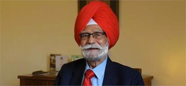 balbir singh will get the life time achievement award