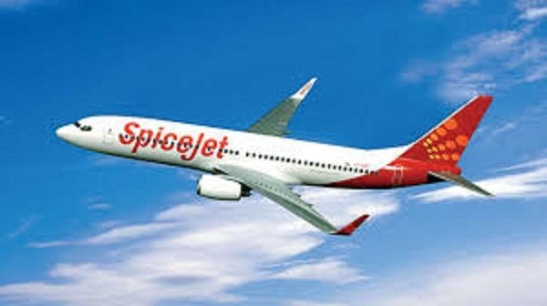 spicejet flight from adampur airport to jaipur from march 29