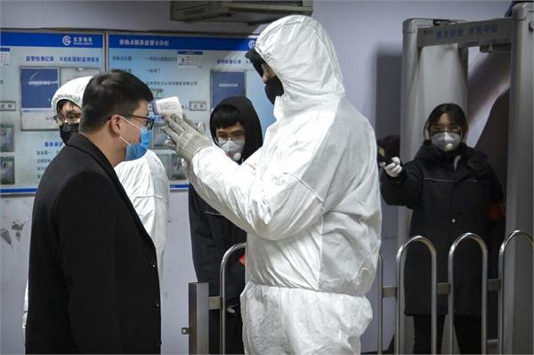 20 china evacuees in france showing coronavirus symptoms