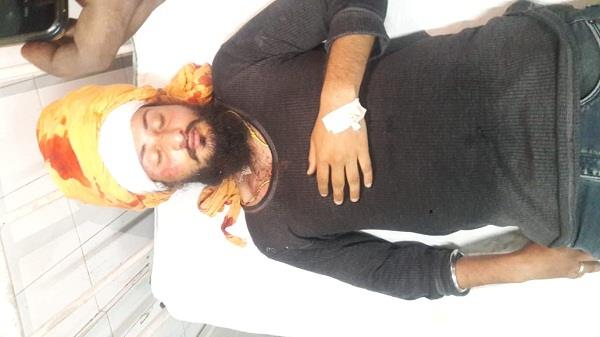 a murder attack on aam aadmi party worker s son complaint filed