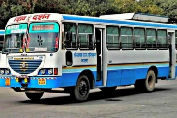 route in lieu of buses running under km scheme