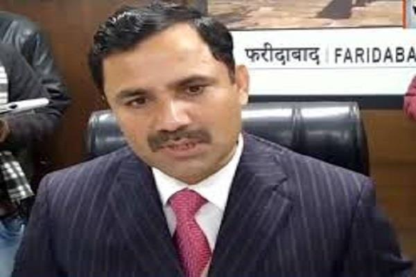 deputy commissioner strict on illegal construction in forest area