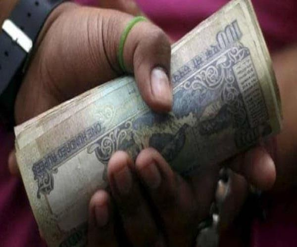 no good to police personnel seeking bribe