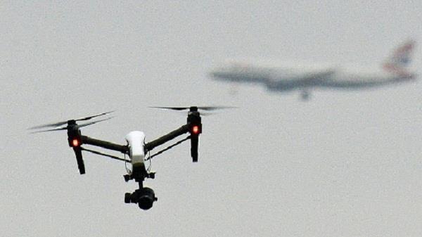 yemen army drops drone on hausi rebels